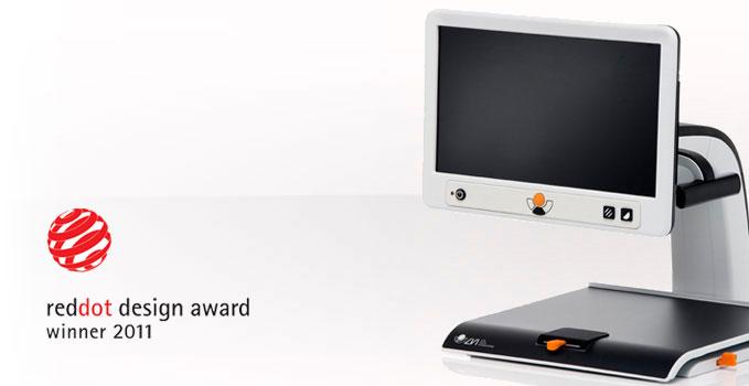 Slika prikazuje elektronsko povećalo MagniLink Vision